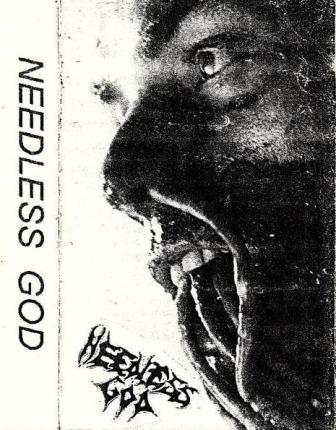 Needless God - Needless God