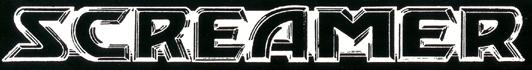 Screamer - Logo