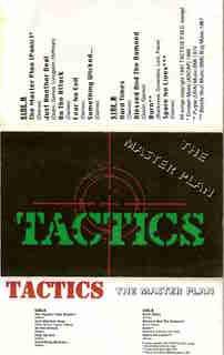 Tactics - The Master Plan