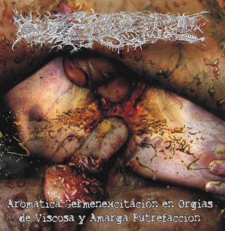 Aromatica Germenexcitación en Orgías De Viscosa Y Amarga Putrefacción cover (Click to see larger picture)