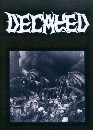 Decayed - Live '95 EP