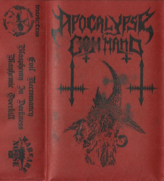 Apocalypse Command - Abyss Fiend of Darkness