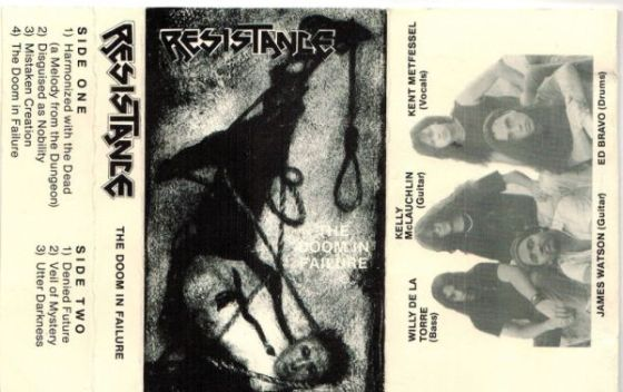 Resistance - The Doom in Failure