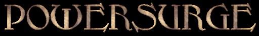 Powersurge - Logo