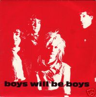 Black Rose - Boys Will Be Boys