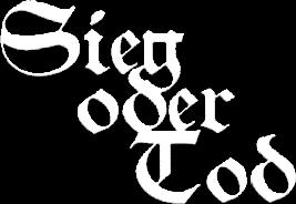 Sieg oder Tod - Logo