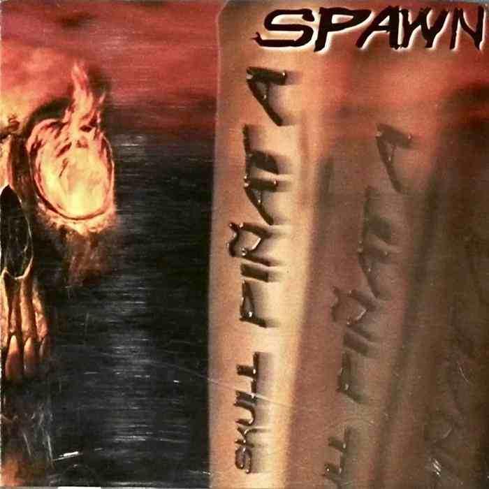 Spawn - Skull Piñata