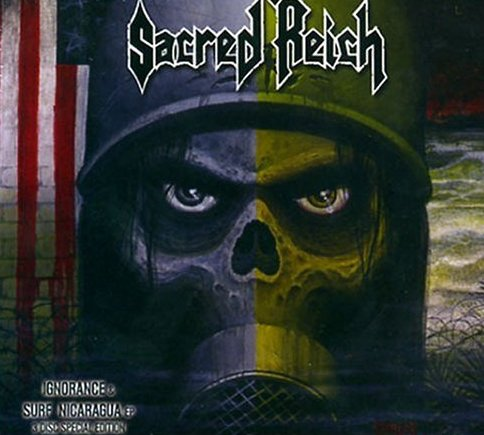 Sacred Reich - Ignorance & Surf Nicaragua EP