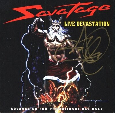 Savatage - Live Devastation