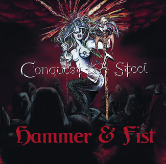 Conquest of Steel - Hammer & Fist