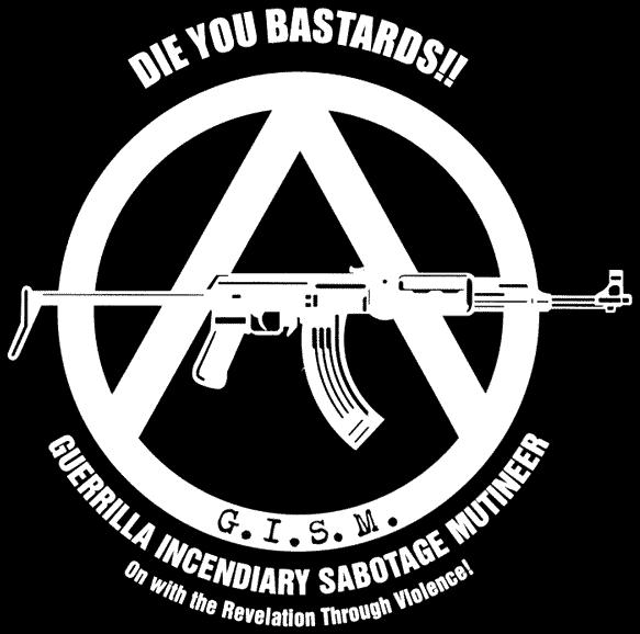 G.I.S.M. - Logo
