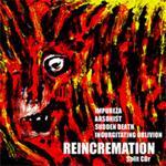 Sudden Death / Ingurgitating Oblivion / Impureza / Arsonist - Reincremation