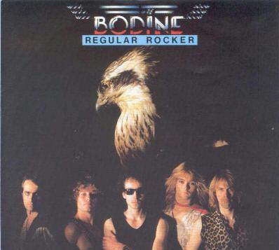Bodine - Regular Rocker