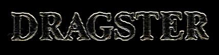 Dragster - Logo