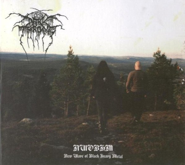 Darkthrone - NWOBHM - New Wave of Black Heavy Metal