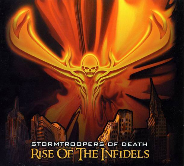 "[Colombo  BT Progetto Rock City] SOD ""Raise Of The Infidels\"" (2007) preview 0"
