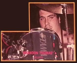 Brandon Thomas