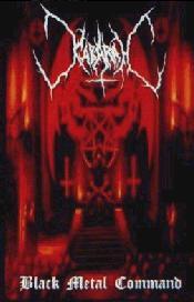 Kabarah - Black Metal Command