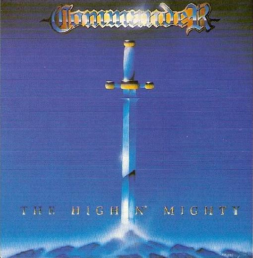 Commander - The High n' Mighty