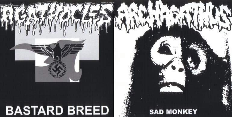 Agathocles - Sad Monkey / Bastard Breed
