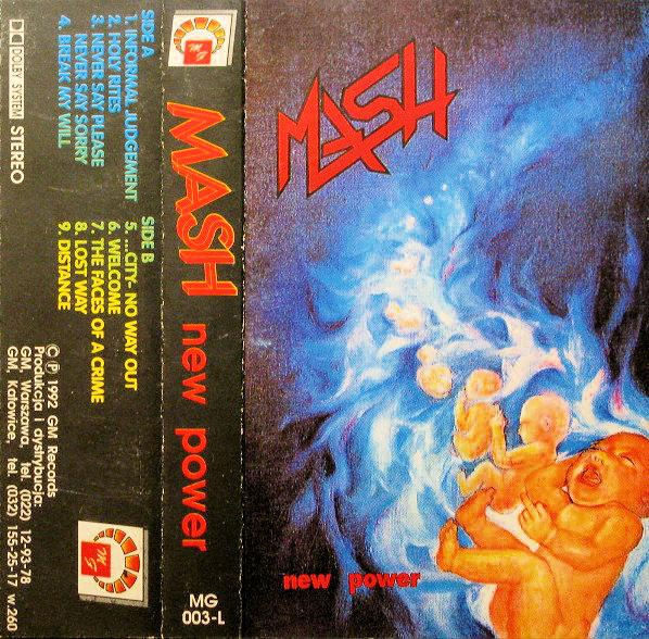 M.A.S.H. - New Power