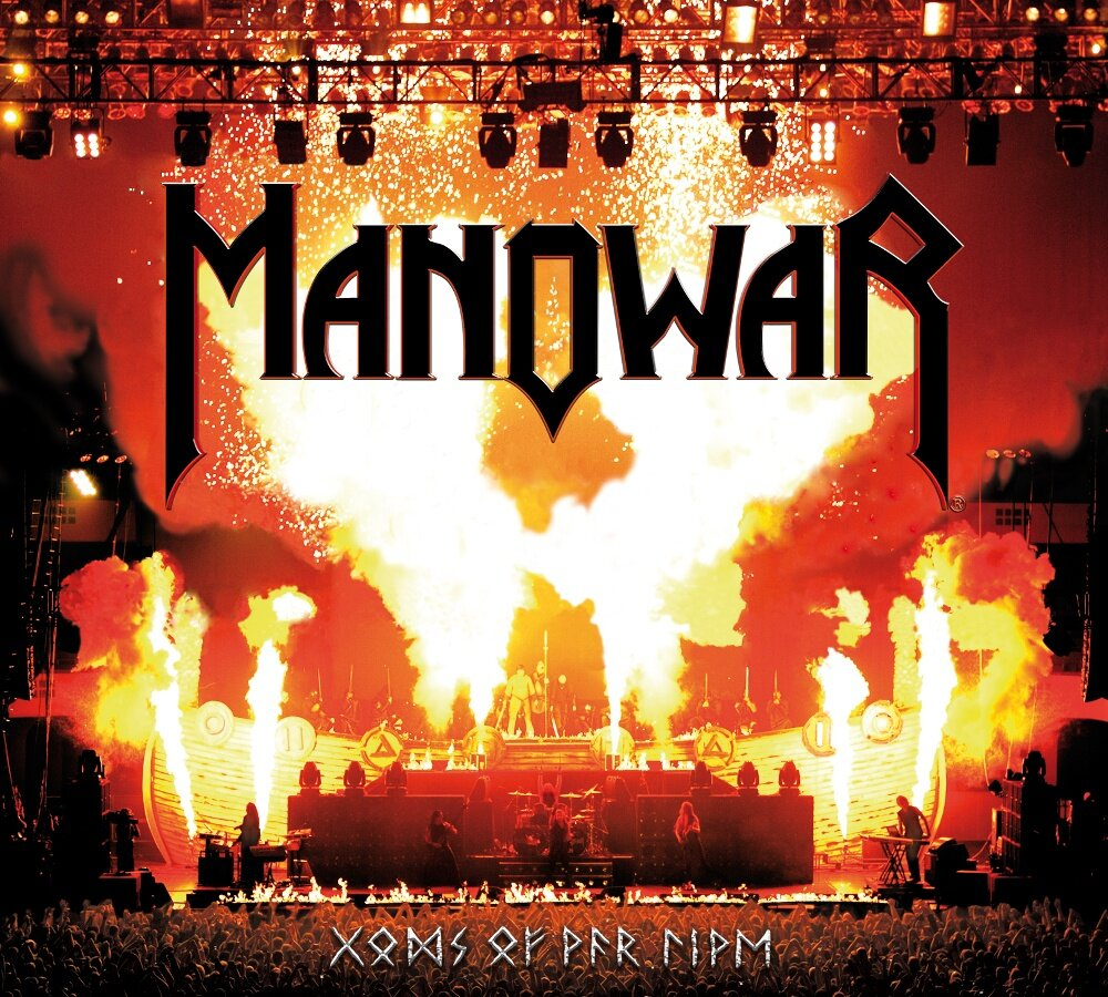 Manowar - Gods of War Live