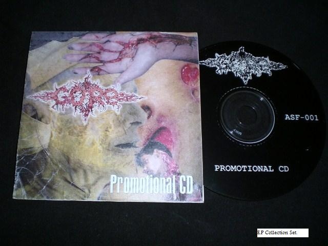 Gore - Promotional CD