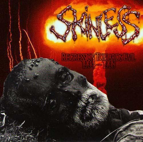 Skinless - Regression Towards Evil