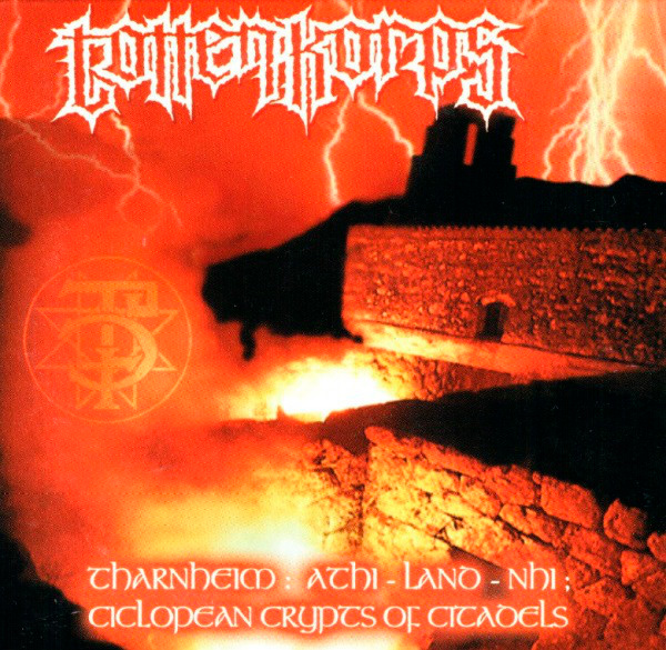 Totten Korps - Tharnheim: Athi-Land-Nhi; Ciclopean Crypts of Citadels