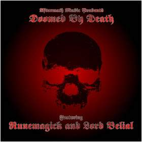 Doomed by Death cover (Click to see larger picture)