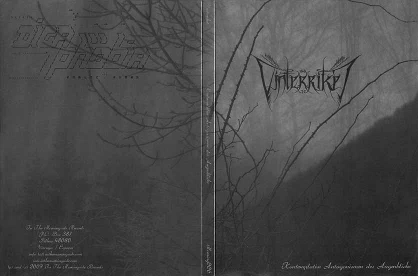 Vinterriket - Kontemplative Antagonismen des Augenblicks