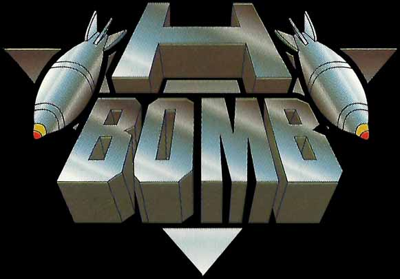 H-Bomb - Logo