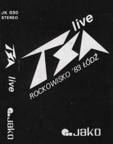 TSA - Live - Rockowisko '83 Łódź