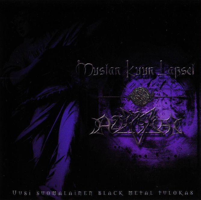 Azaghal / Mustan Kuun Lapset - Uusi suomalainen black metal tulokas