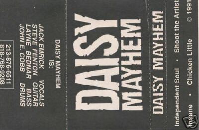 Daisy Mayhem - Daisy Mayhem