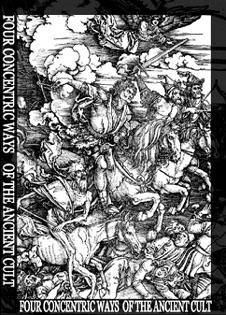 Black Empire / Kratornas / Nakkiga / Xerión - Four Concentric Ways of the Ancient Cult
