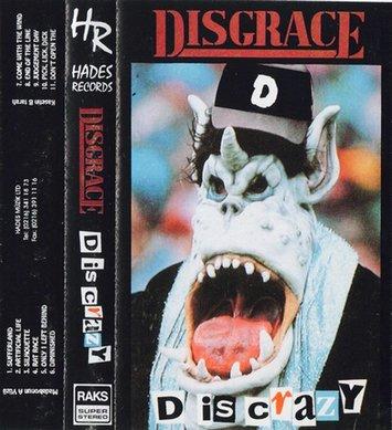 Disgrace - Discrazy
