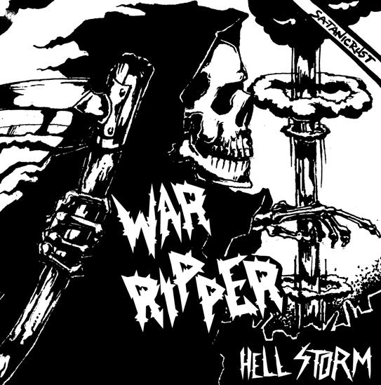 War Ripper - Hellstorm