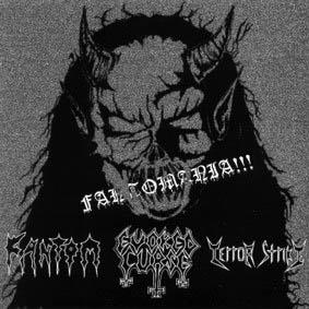 Fantom / Evoked Curse / Terror Strike - Fantomania!!!