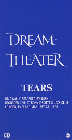 Dream Theater - Tears