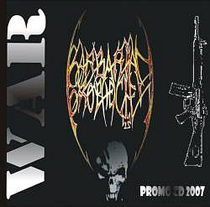 Barbarian Prophecies - War Promo 2007