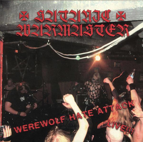 Satanic Warmaster - Werewolf Hate Attack