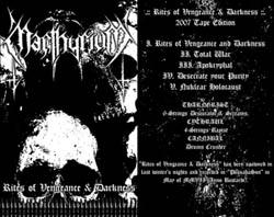 Marthyrium - Rites of Vengeance and Darkness