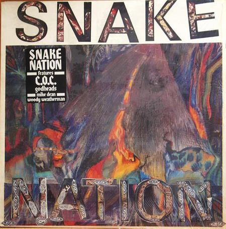 Snake Nation - Snake Nation