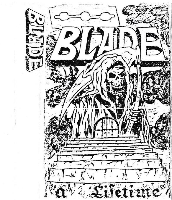 Blade - A Lifetime