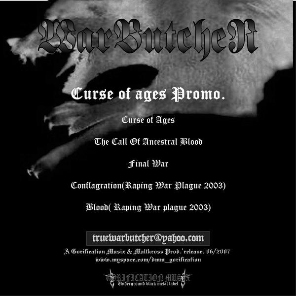 Warbutcher - Curse of Ages