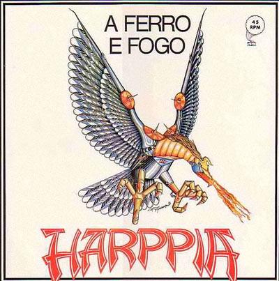 Harppia - A Ferro e Fogo