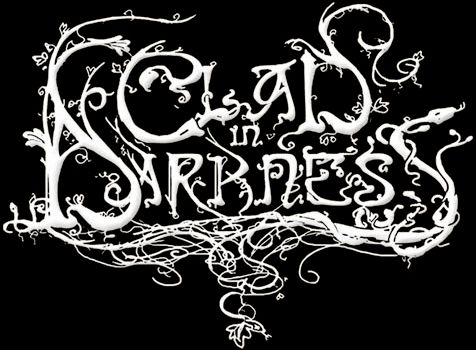 Clad in Darkness - Logo