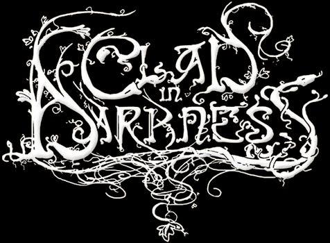 Clad in Darkness - Logo