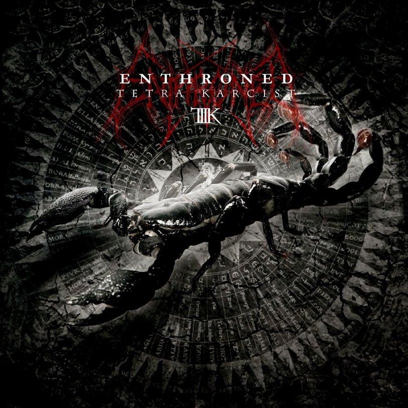 Enthroned - Tetra Karcist